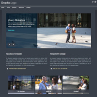 Bizzy: Express edition web template